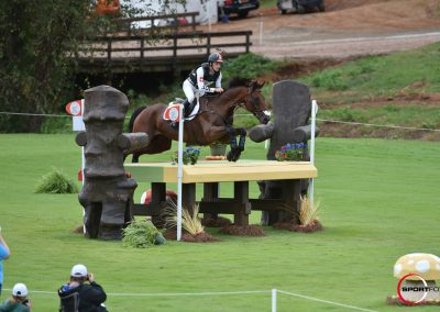 13/09/2018 ; Tryon NC ; World Equestrian Games Tryon Eventing